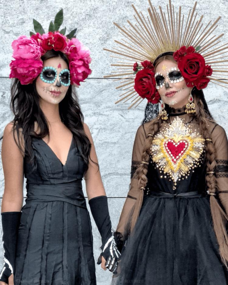 Ideias de fantasia de Halloween feminina. em 2020