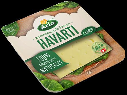 Arla Cheese Yoghurt packaging, Packaging design