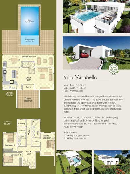 dominican republic real estate caribbean home casa linda residencial cabarete new design - Caribbean Homes Designs