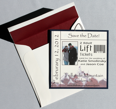 Wix.com | Ski lift tickets, Colorado mountains and Invitation suite