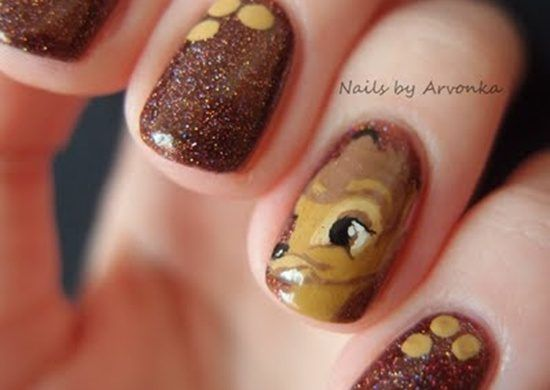 Nail Designs For Really Short Nails How You Can Do It At Home Nail