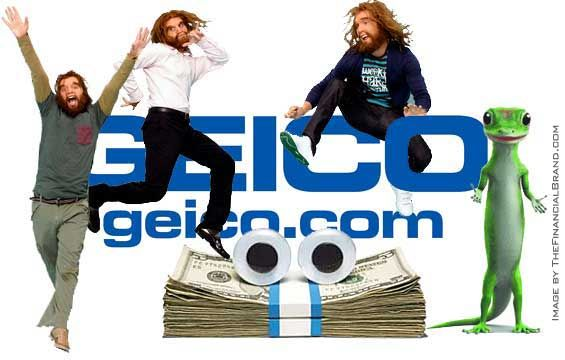Geico S Crazy Ad Strategy Breaks The Rules Guerilla Marketing