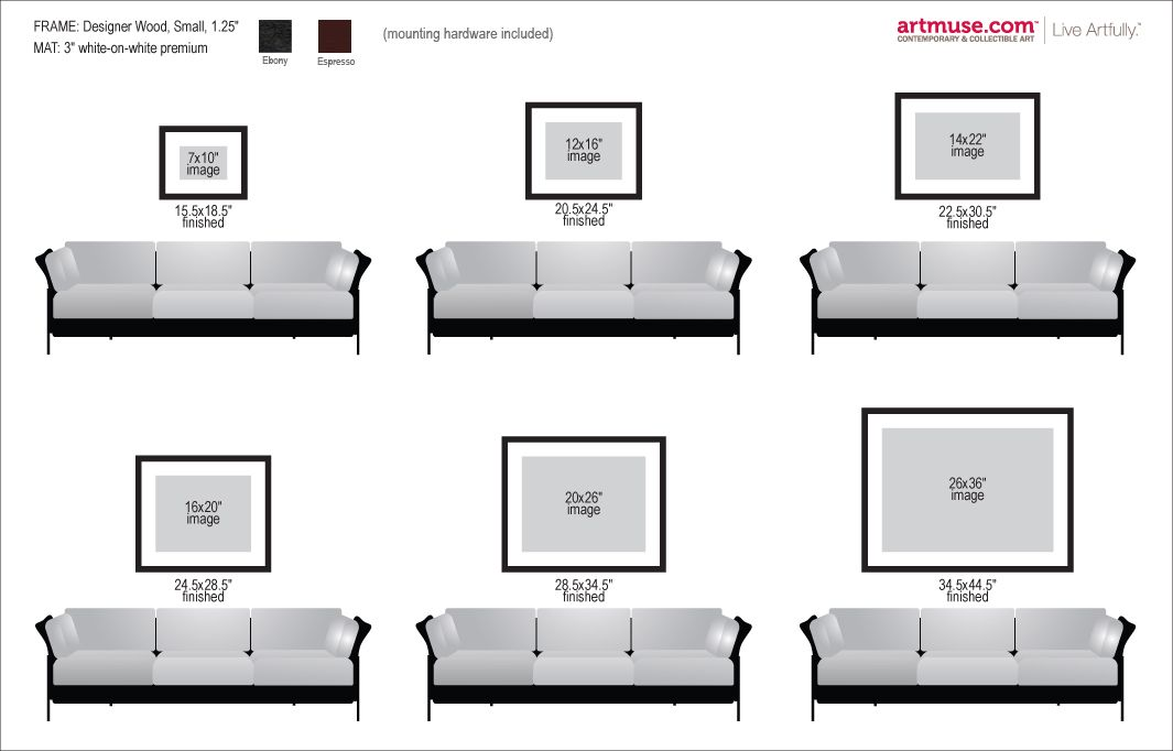 Picture frame sizes framed prints size chart also beat the face outta rh pinterest