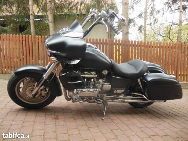 Honda Valkyrie Gl 1500 Interstate