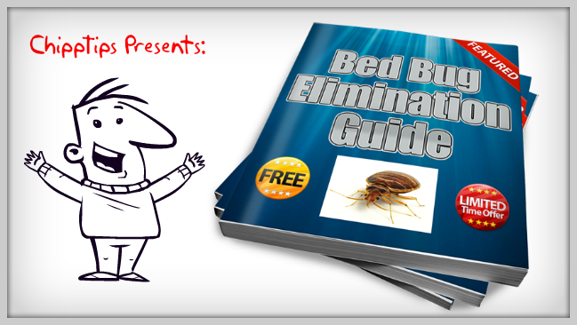 Get access to a free bed bug elimination guide to help you