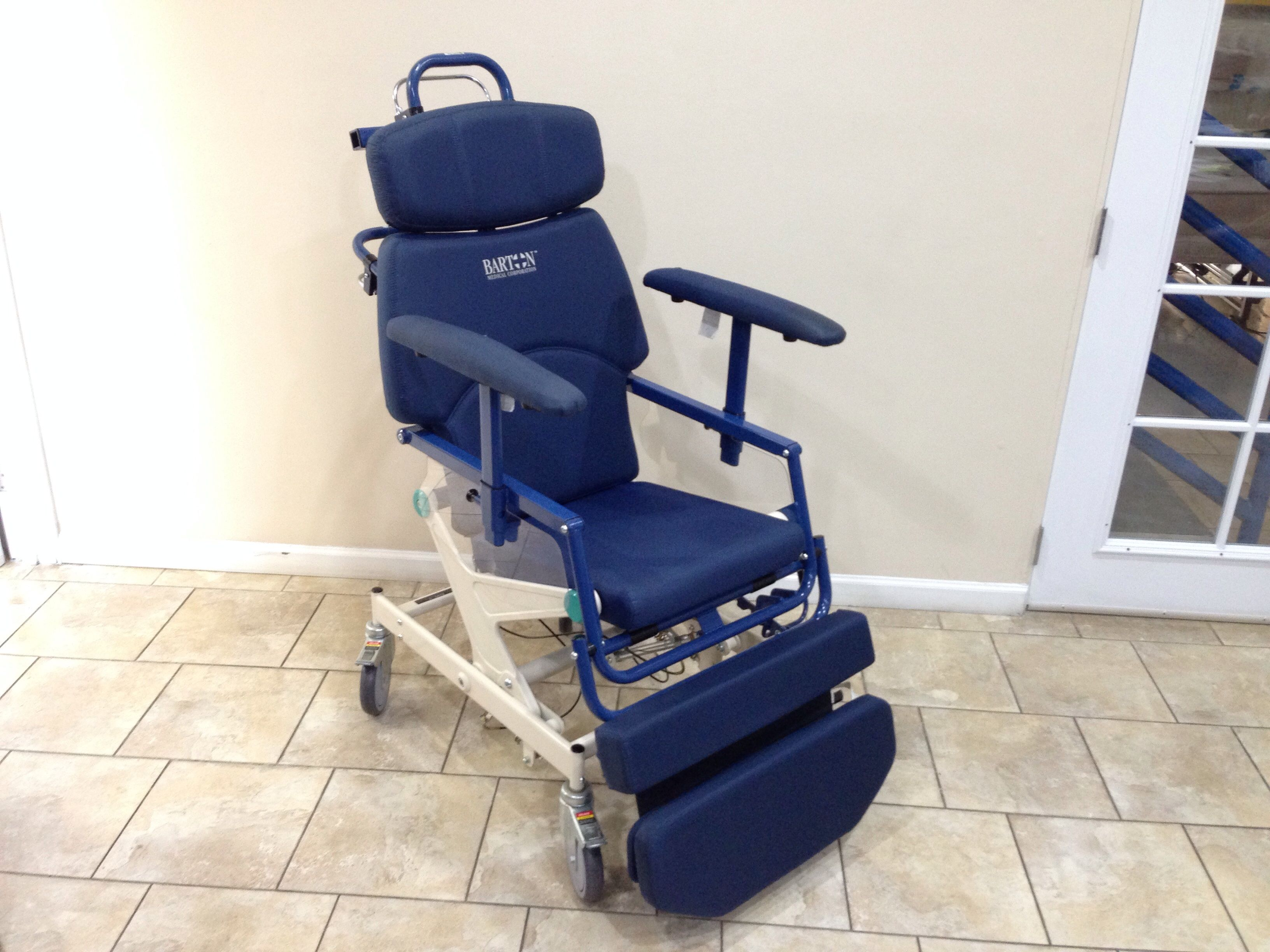 Barton Medical Convertible Chair Solutions I400 http