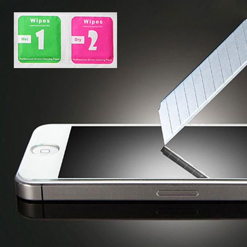 5 s 2.5d 0.26mm 9 h premium vetro temperato per iphone 5 s 5 5g 5c con schermo scatola al minuto anti shatter pellicola della protezione per iphone 5 s