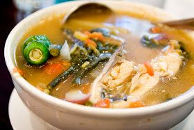 how to cook fish sinigang