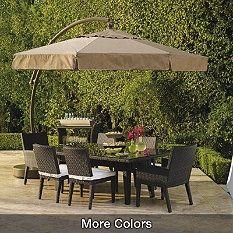 Attirant Patio Umbrellas   Outdoor Umbrellas   Umbrella Stands   Frontgate