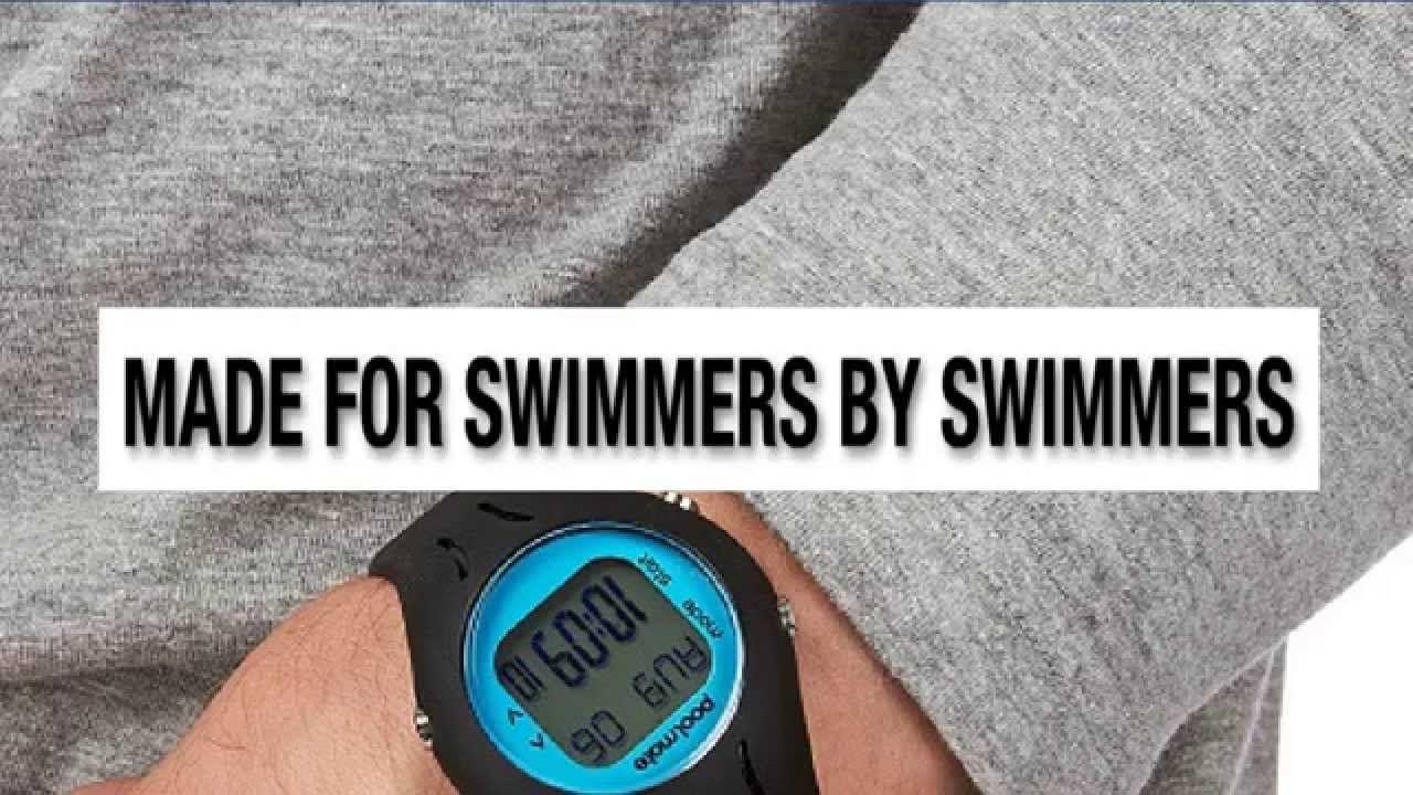 Best Waterproof Fitness Tracker For Swimming (video