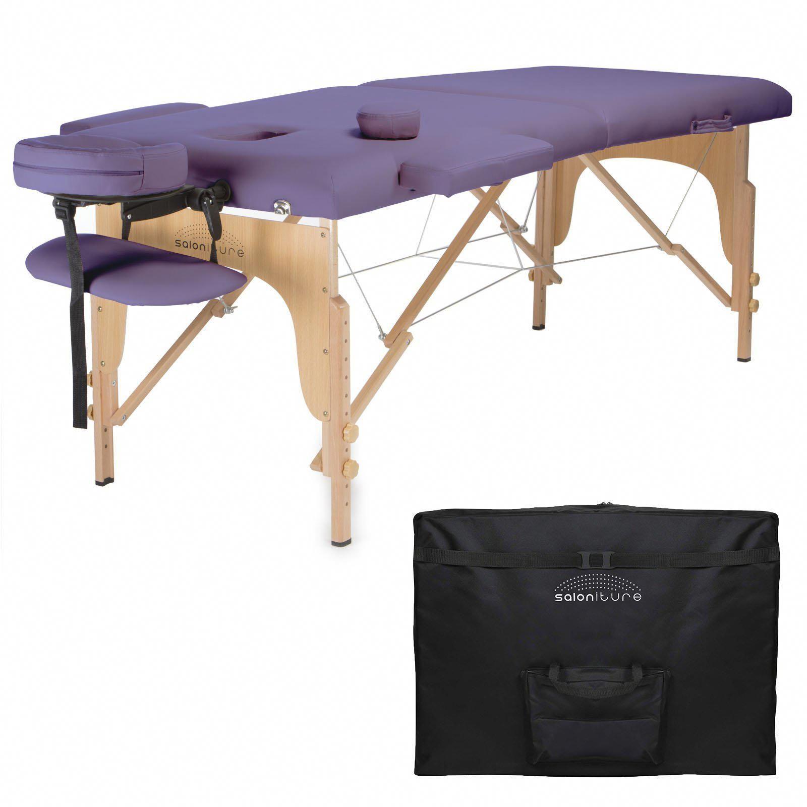 portable massage table with carrying case massagetablesluxury rh pinterest com