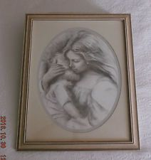 Home Interiors Mother And Child Picture Homco Interior Shabby Chic Vintage Mother And Child Pictures Home Interiors And Gifts Homco