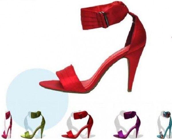 marypaz: tendencias zapatos de fiesta | zapatos | pinterest