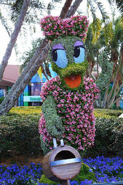 Jardines bonitos con flores y plantas jardines for Plantas hermosas para interiores