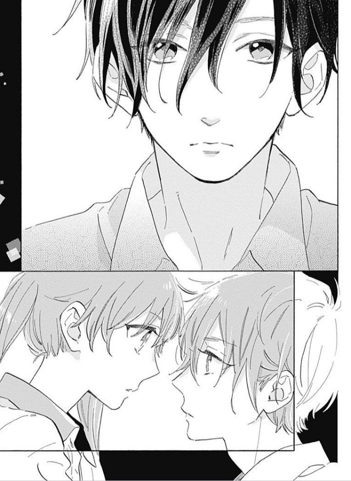 Short Cake Cake anime manga couple boy girl guy
