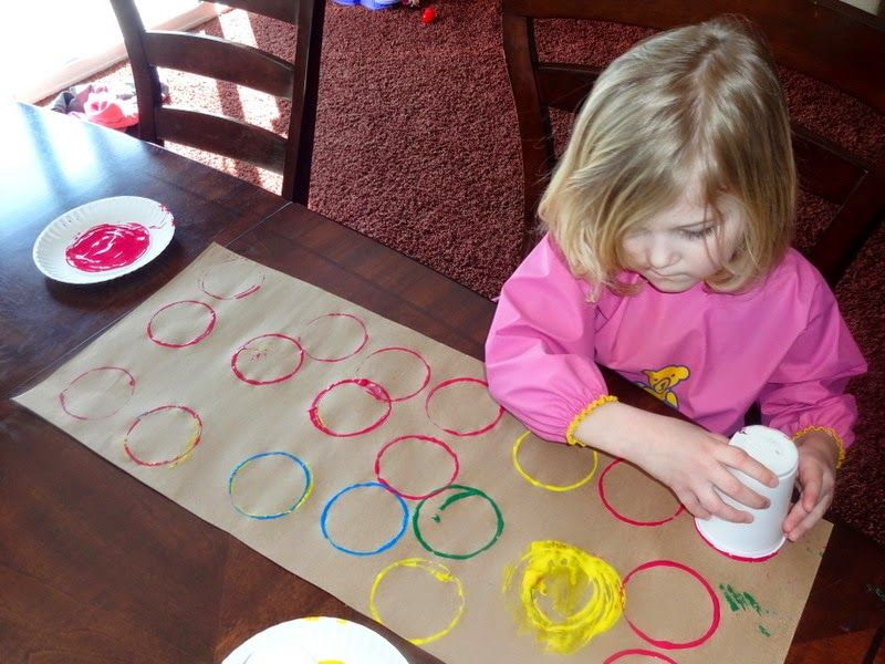 Circles | Tot school, Preschool activities, Hindi poems ...