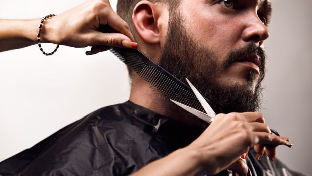 Video How To Trim A Full Beard With Images Beard Trimming