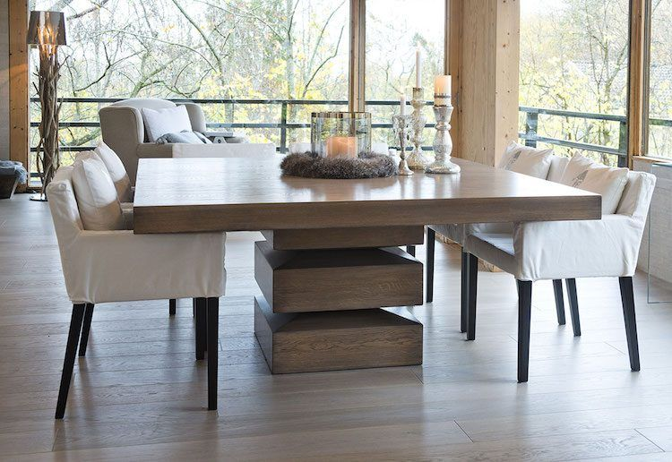 Jewel Table Carree By Dk3 Design Soren Juul Avec Images Table