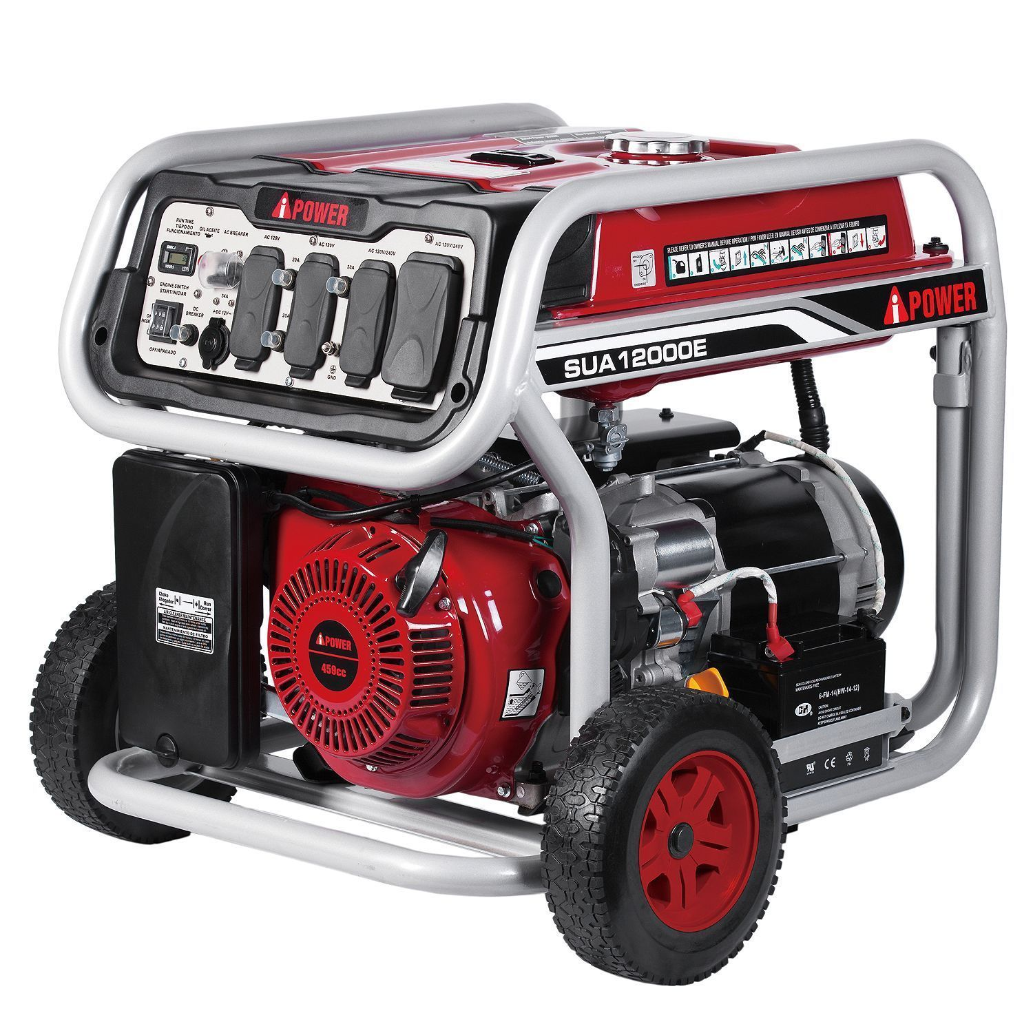 how to quiet a generator down