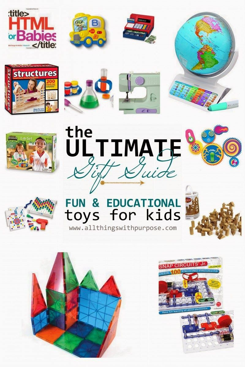 The Ultimate Gift Guide for the 5 Year Old Boy | Gift ...