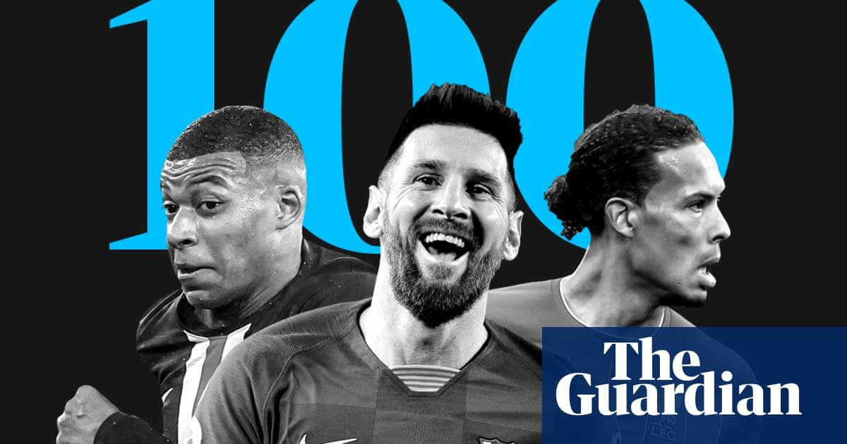 The 100 Best Male Footballers In The World 2019 Football The