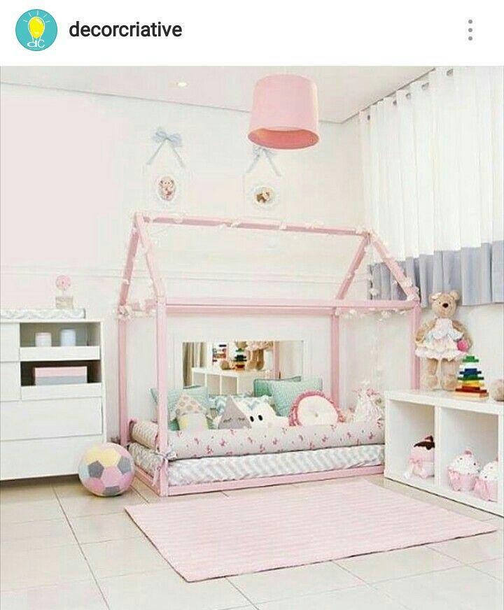 Kinderzimmer, Kleinkinder Zimmer, Baby Schlafzimmer, Babyzimmer, Schlafzimmer  Ideen, Kinderzimmer Ideen, Montessori Schlafzimmer, Zimmereinrichtung, ...