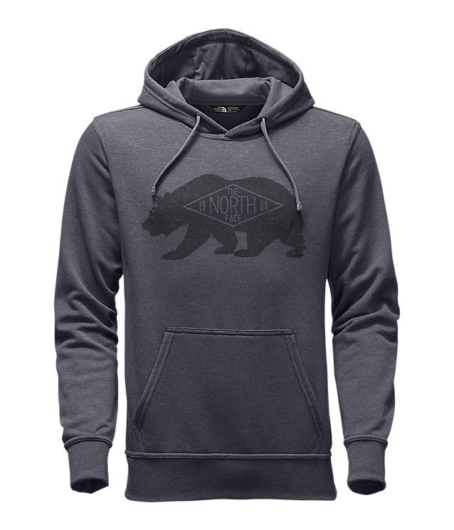 517515a3f92a The North Face Men s Bearitage Hoodie in TNF Medium Grey Heather  NF0A352Y-DYY