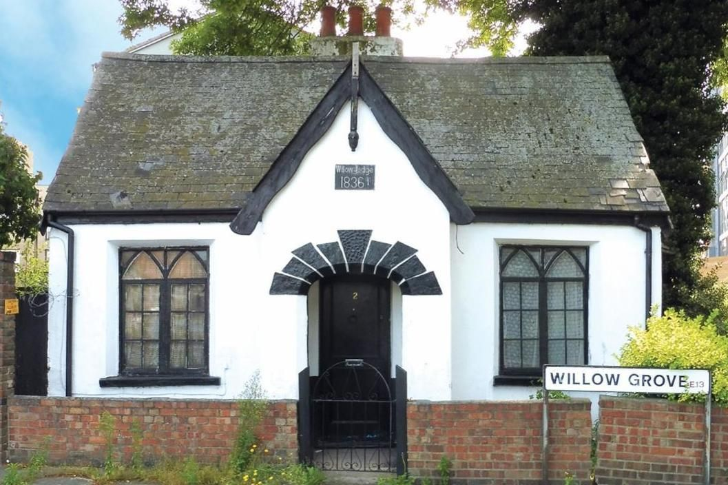See inside this Grade II-listed cottage — it\'s the cheapest ...