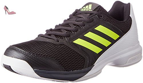 cheaper ab2c5 f2564 adidas Multido Essence, Chaussures de Handball Homme, Noir (Utility  Black solar Yellow