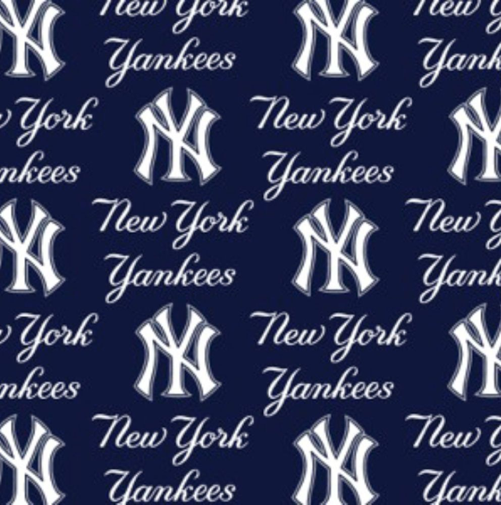 Details about New York Yankees Blue MLB Baseball Sports