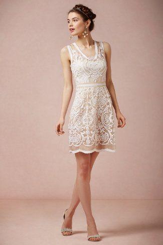 Wedding Dress Love   BHLDN   UBetts Rental & Design