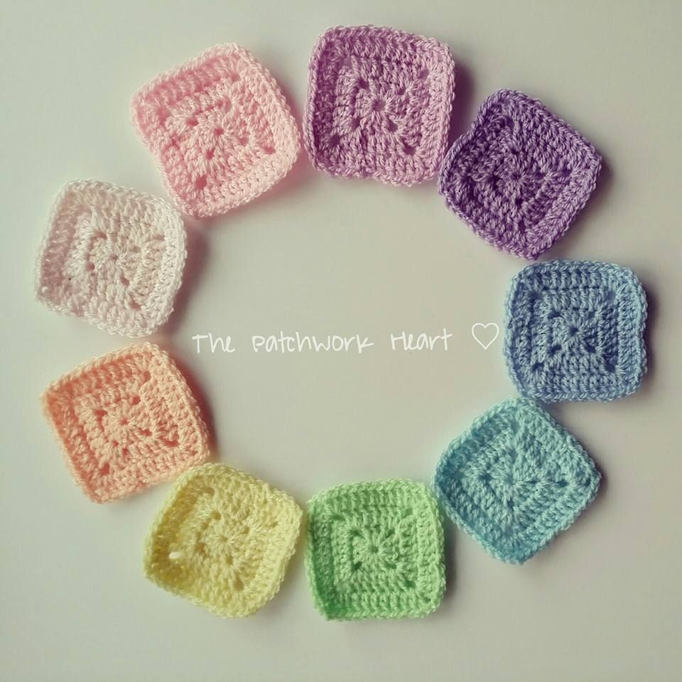 The Patchwork Heart: colours for a girl rainbow blanket: Stylecraft ...