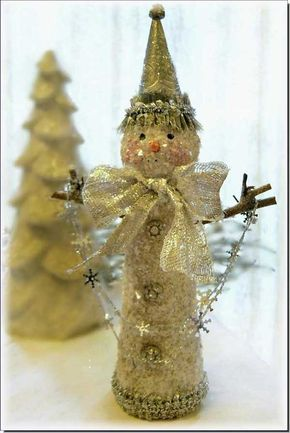 *SNOWMAN ~ Welcome To Christmas Lady.com!