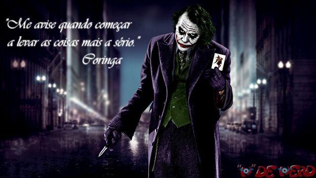 Frases Com Foto Do Coringa: Pin De Hiccstrid Directioner En Joker E Harley + Frases