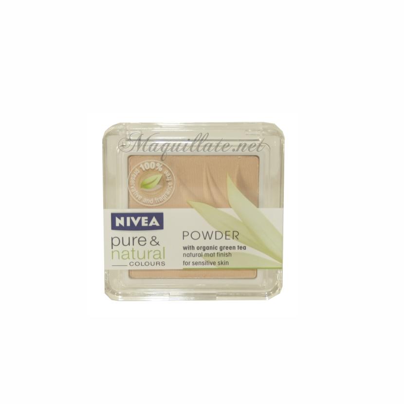 Nivea gama pure&natural