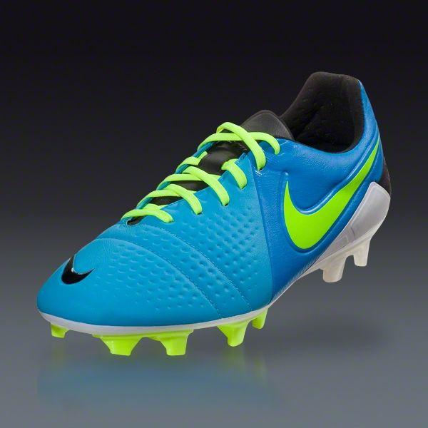 Nike CTR360 Maestri III FG - Current Blue/Volt/Black Firm Ground