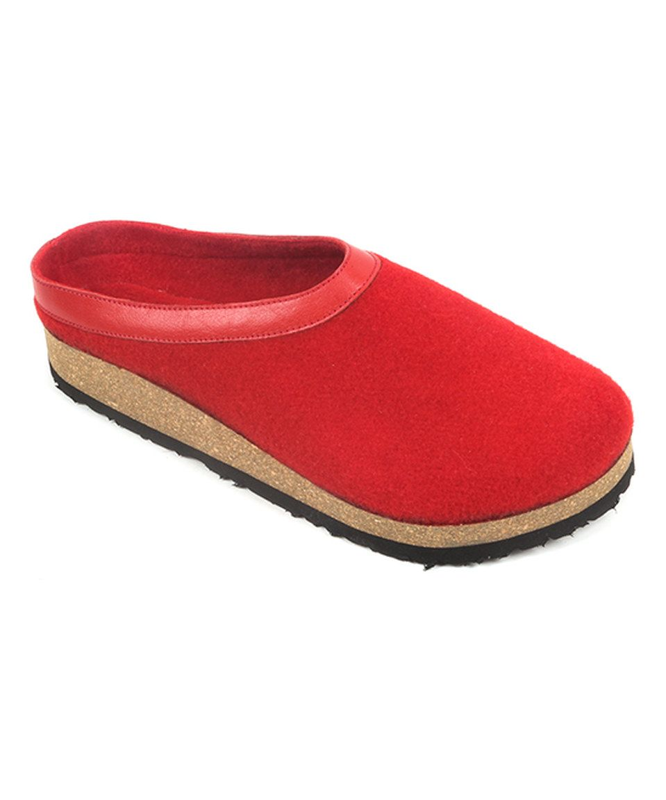 71c2cf53883 Love this Comfortfusse Red Terasa Clog - Women by Comfortfusse on  zulily!   zulilyfinds