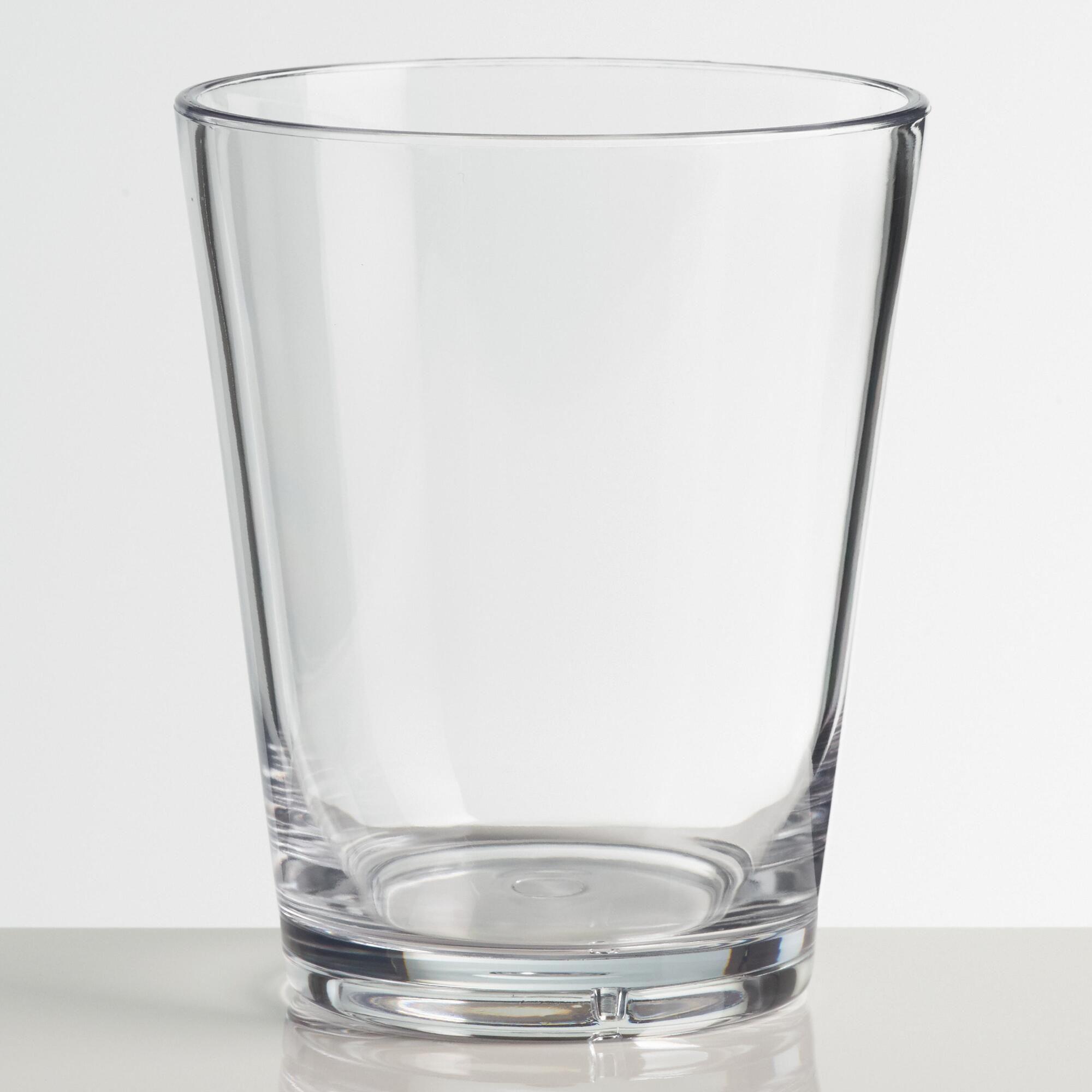 Acrylic Dof Glasses Set Of 6 By World Market