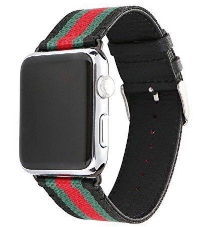 11.59 Apple Watch Band Strap Gucci Pattern Sport