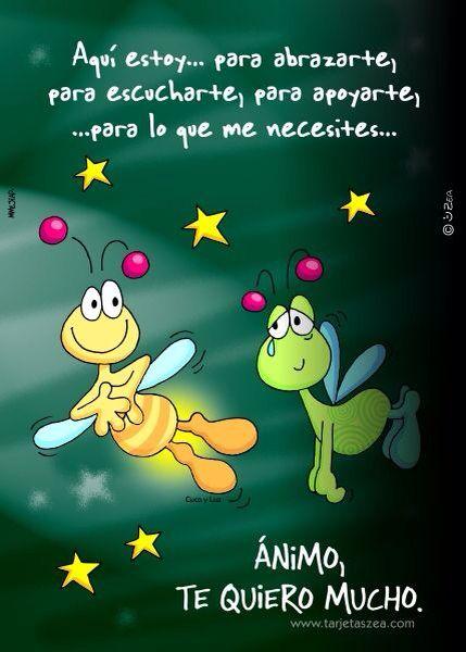 Siempre Siempre Amigas Pinterest Amor Tarjeta De Animo Y Frases