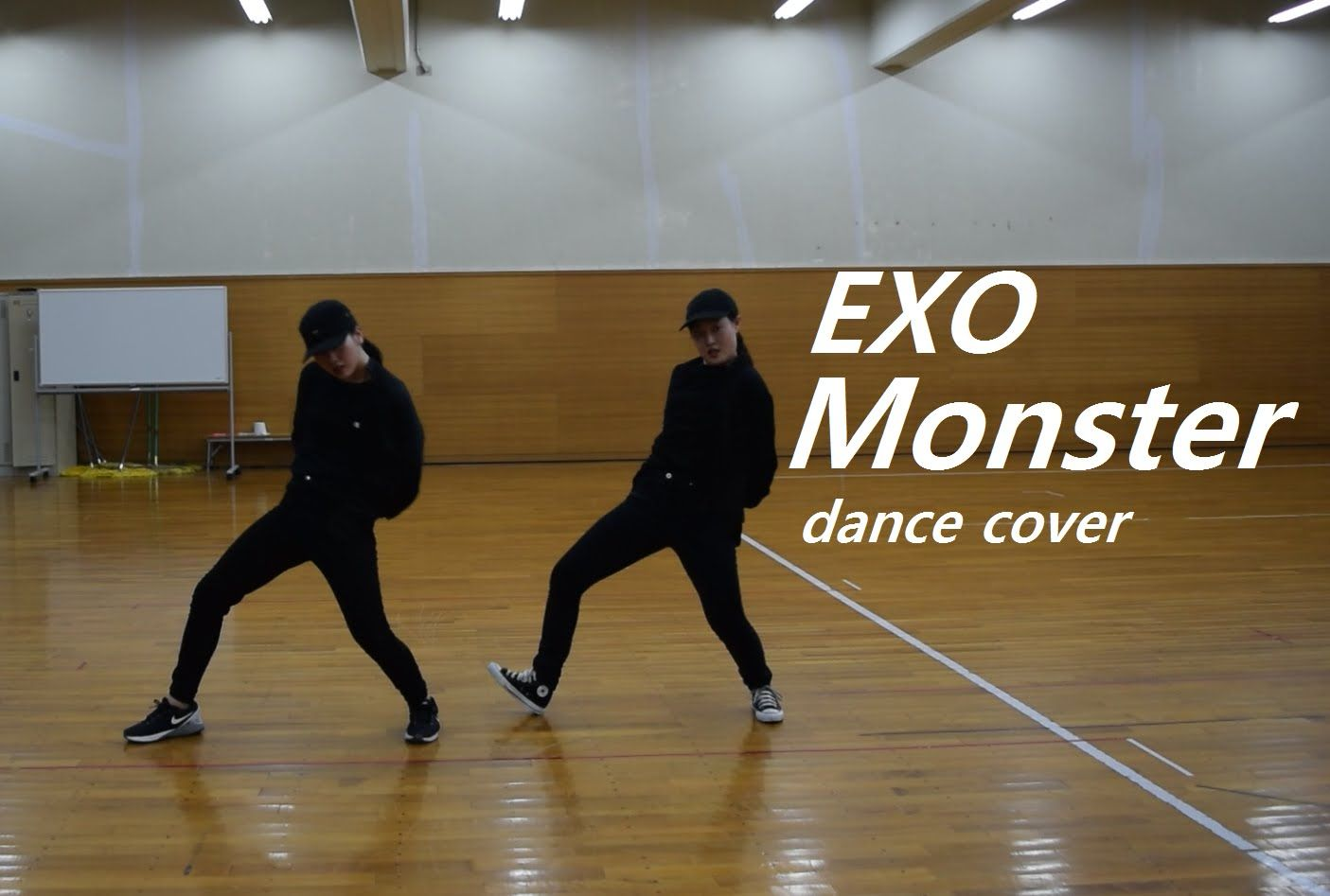 exo monster dance cover practice 엑소 exo dance cover videos