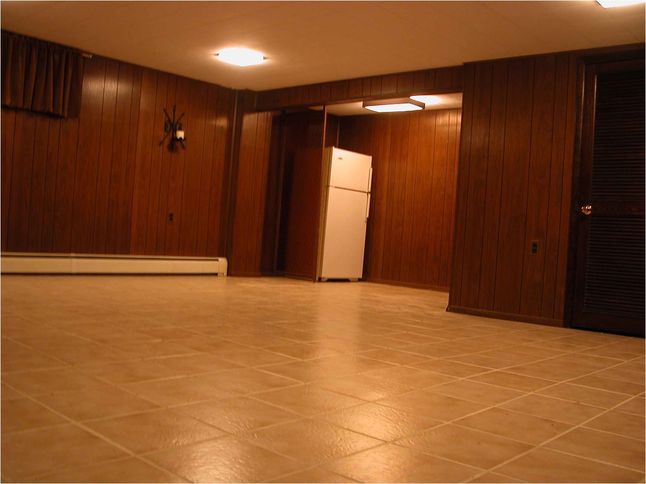 finished basement floor stained concrete in my finished from