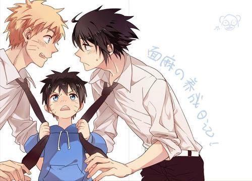 NARUSASU photos - Children!!