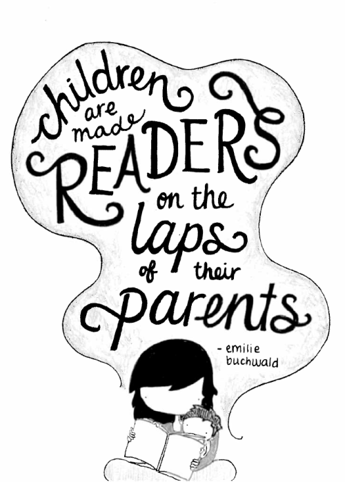 A friendly reminder | Early Literacy | Pinterest | Libros y Frases