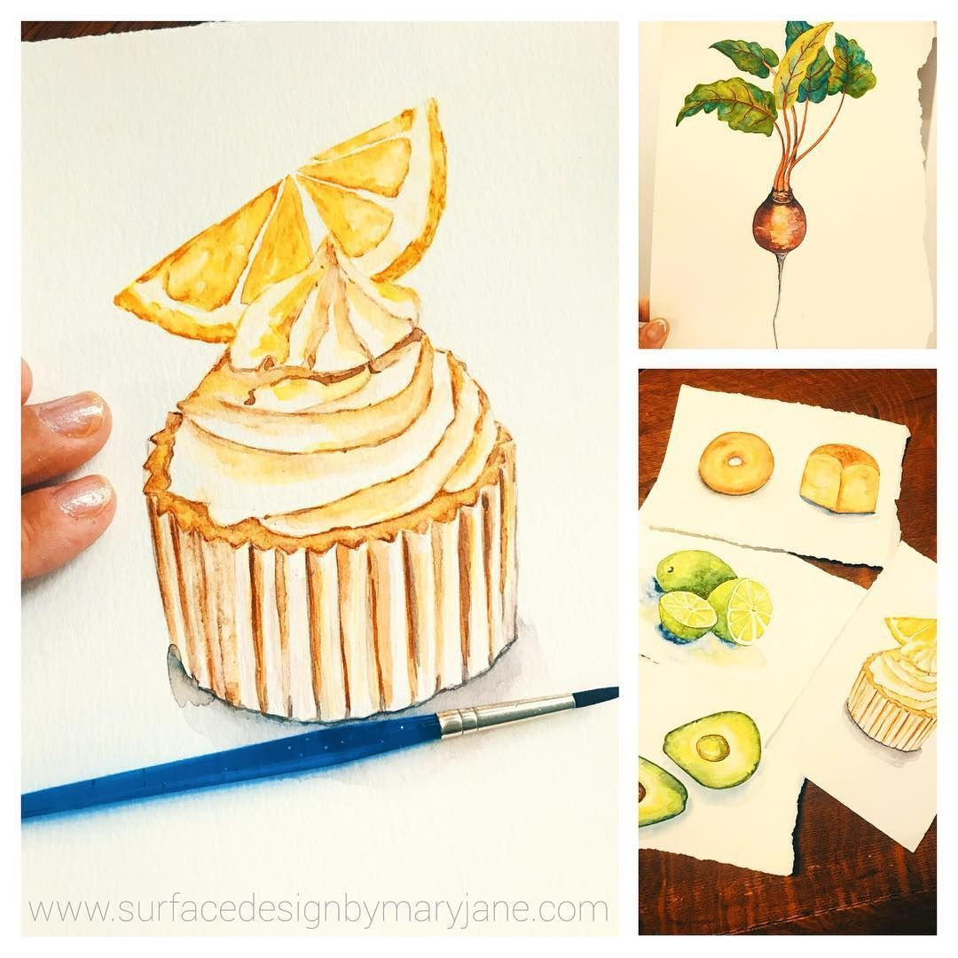 Food illustration in the works, commissions accepted. Magazines, cookbooks, tea ... - #accepted #commissions #cookbooks #illustration #magazines #works - #Limes