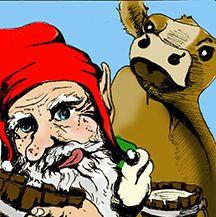 Heidi Herman Icelandic Folklore: The Yule Lads: Mayhem at the North Pole Part 1