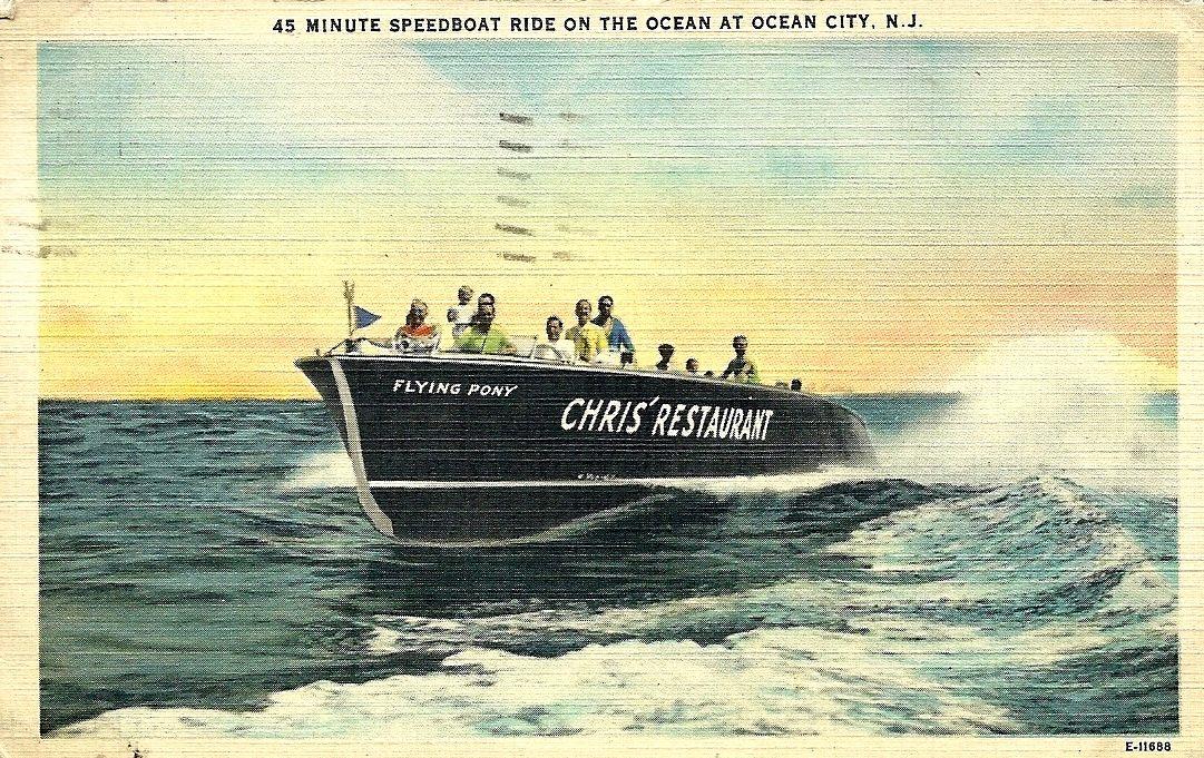 Image result for old postcard ocean city nj ocean city
