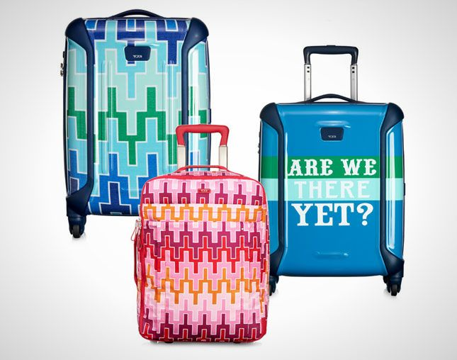 Jonathan Adler   Tumi Made the Most Colorful Luggage Ever | The o ...
