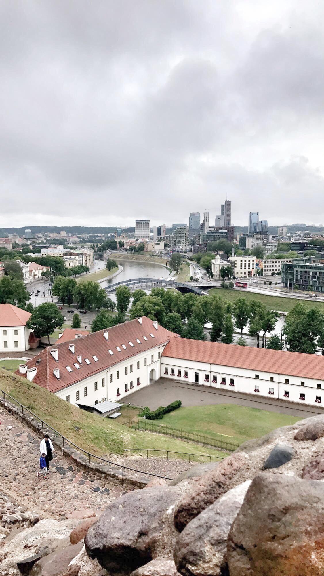 Vilnius Lithuania #travel #ttot #nature #photo #vacation #Hotel #adventure #landscape http://bit.ly/2roMtc5