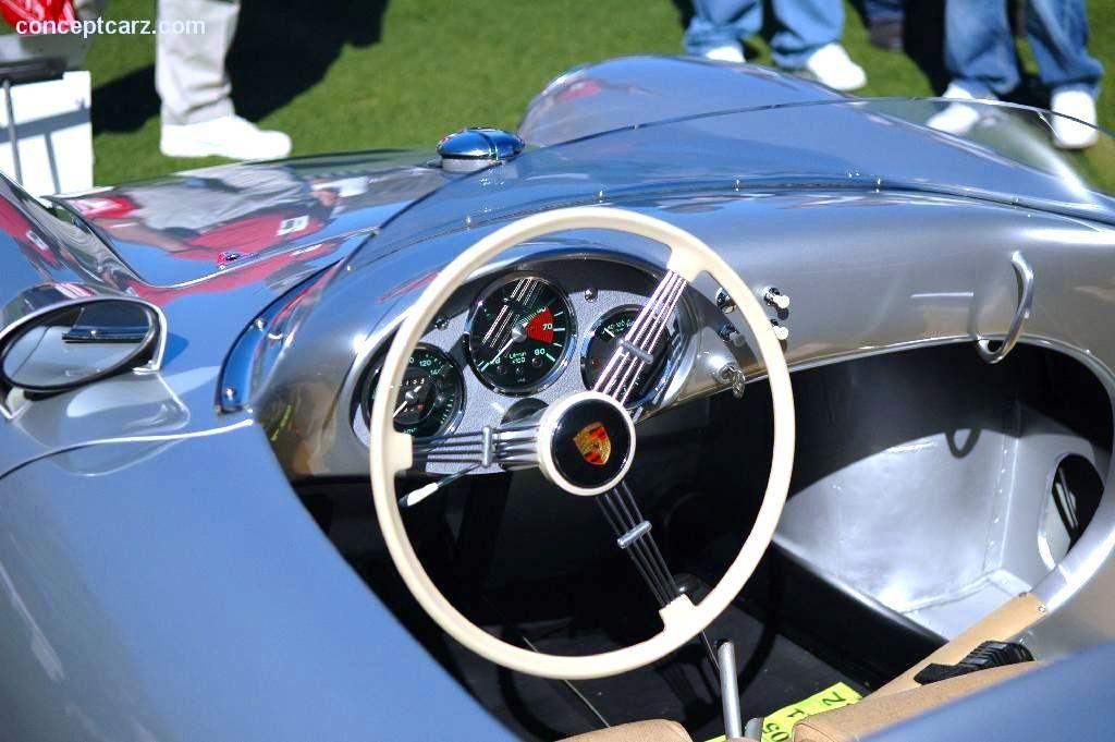 1955 porsche 550 rs spyder image - Porsche Spyder 550 2014